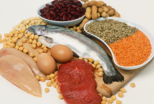 Blog post13Aug11 Are you getting enough protein1 300x203 Are You Getting Enough Protein?